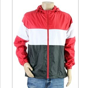 Other - Red/Black windbreaker